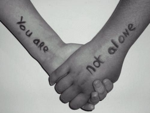 you are not alone (3-8-12)