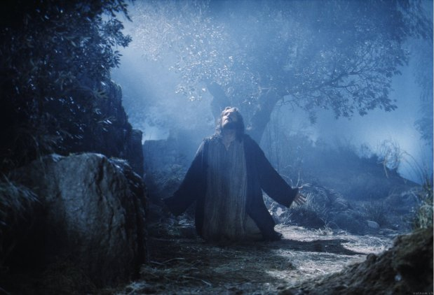 Jesus Praying (10-7-13)