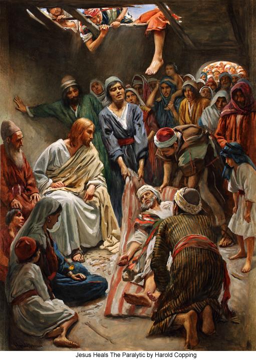 Jesus Heals (3-16-15)