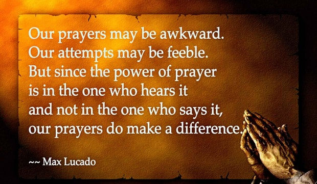 Prayer (6-26-15)