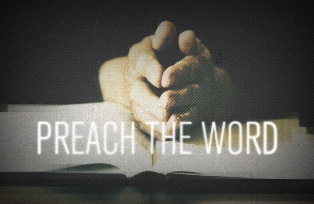 preach the Word (10-15-15)