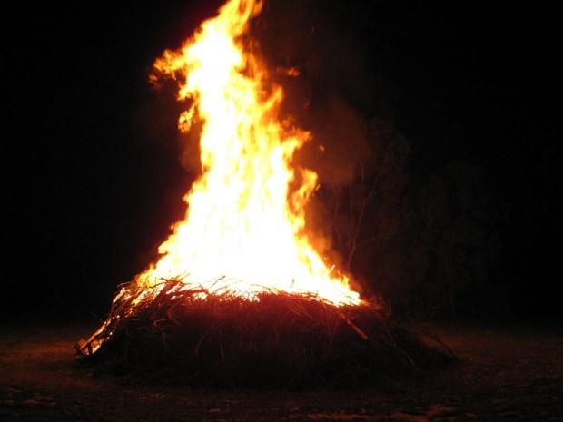 Bonfire (4-20-16)