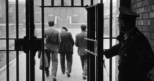 Leaving Prison (8-8-16)