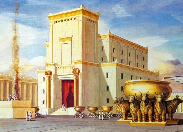 Solomon's Temple (7-10-17)
