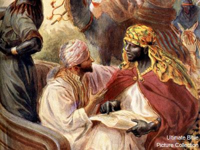 Philip and the Ethiopian (9-25-17)