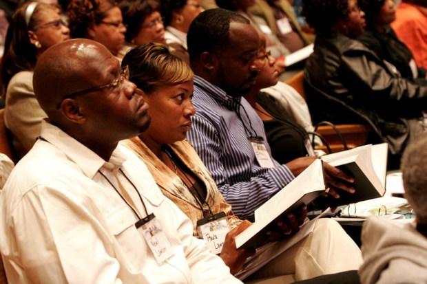 listening to sermon (10-8-17)