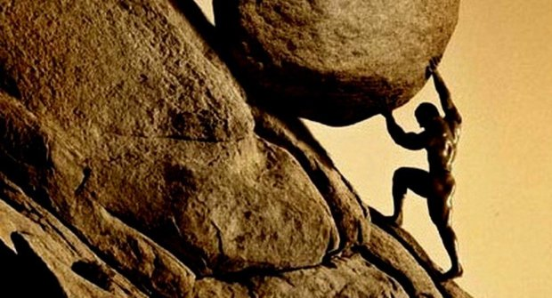 Sisyphus (10.8.18)